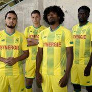 Maillot domicile FC Nantes 2019/20