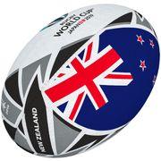 Mini Ballon de rugby Gilbert Nouvelle-Zélande (taille 1)