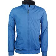 Blouson doublé polaire homme - K607 - bleu roi