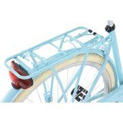 Vélo pour dame 28'' Belluno bleu clair 3 vitesses TC 48 cm KS Cycling