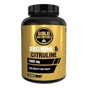 Capsules Gold Nutrition Arginine & Citruline (100 capsules)