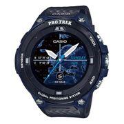 Montre Casio Pro Trek Smart Smartwatch F20 bleu foncé