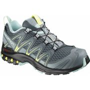Salomon - Xa Pro 3D Femmes chaussure de course (gris/jaune)