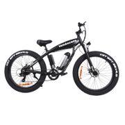 Vélo électrique Velobecane Road noir