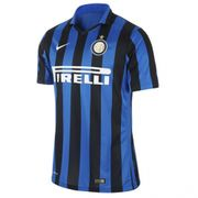 2015-2016 Inter Milan Authentic Home Nike Football Shirt
