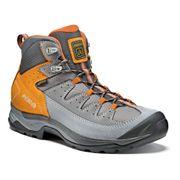 Chaussures de marche Asolo Liquid GV GTX gris orange femme