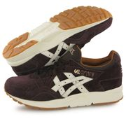 Asics Gel Lyte V marron, baskets mode homme