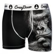 lot de 4 boxers Garçon En Microfibre,crazy Boxer