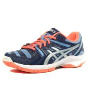 Gel Beyond 4 GS Fille Femme Chaussures Volley-Ball Bleu Asics