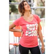 T-shirt Gervaise Rouge