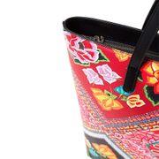 grand sac à main rouge femme desigual