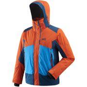 Veste De Ski Millet 7/24 Stretch Orange Homme