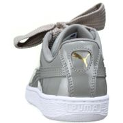 Basket Puma Basket Heart Patent Wn's 363073 - 12 Gris