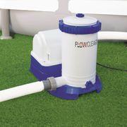 Bestway Pompe à cartouche filtrante Flowclear 9 463 L / h 58391