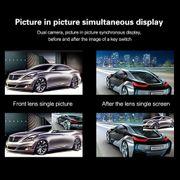Dashcam camera dvr auto-5.0 Mega Pixels 170 Degrés grand Angle Full HD 1080P Touch Bouton Vidéo DVR de Voiture, Soutenir la Cart