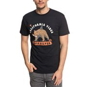 QUIKSILVER Bear Shark T-Shirt Mc Homme