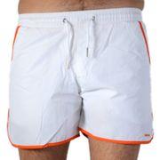 Short de Bain Japan Rags Jap Blanc