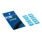 Kit patchs anti crevaison FOSS pour chambres à air FOSS (6 unités)