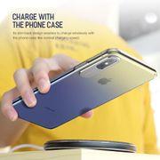 Coque dure-Series de  Gradient Coque en PC avec changger la Couleur de protection pour iPhone XS Max (Bleu)