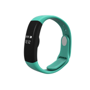 Bracelet connecté sport - Edition Immersion - Cyan pour télécharger l application il, suffit d aller sur Apple Store ou Google Play en tapant : UETON.