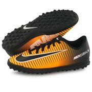 Nike Mercurial Vortex Iii Tf orange, chaussures de football enfant
