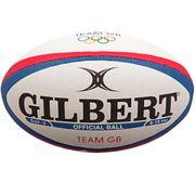 Ballon de rugby Gilbert Team GB (taille 5)
