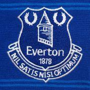 Everton FC officiel - Polo thème football - homme - bleu à rayures