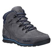 Chaussures Timberland Euro Rock Hiker marron foncé bleu