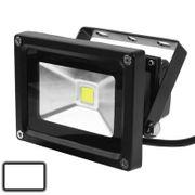 Projecteur luminaire HD10W Imperméabilisent le Projecteur de la Lampe, la Lumière Blanche, AC 85-265V, Flux Lumineux: 800-900lm(