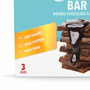 3 x Diet Bar 35 g - Double Chocolat