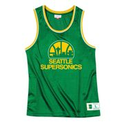 T-shirt M&N Nba Mesh Top Seattle SuperSonics