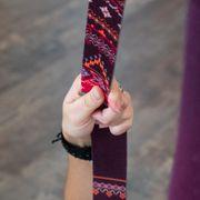 Sangle pour tapis de yoga
