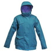 Veste Snow SESSIONS Ration Jacket Turquoise