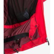 Veste de ski Kjus Men Speed Reader Jacket Red SHMS15-A08R