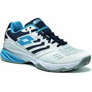 Lotto - Ultrasphere Alr Hommes Chaussure de tennis (blanc/bleu)