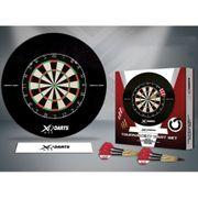 Cibles Joli XQmax Jeu de fléchettes TournamentSet QD7000400