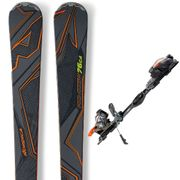 NORDICA Fire Arrow 76 Ca Ski Homme + N Pro P.r. Evo Fixation