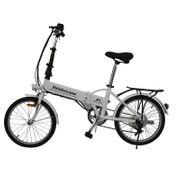 Vélo électrique Velobecane Mini blanc