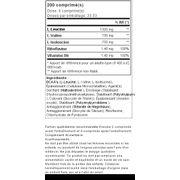 BCAA Complex 3100 200 tabs - naturel
