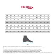 Chaussures Saucony Excursion TR12 bourgogne noir gris femme