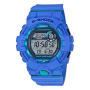 Montre Casio G-Shock Bluetooth + Step Tracker - Digital bleu turquoise