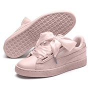 Baskets basses Puma Suede Heart Bubble