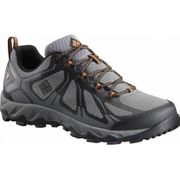 Columbia - Peakfreak XCRSN II XCEL Low Outdry Hommes chaussures de randonnée (gris/Orange)