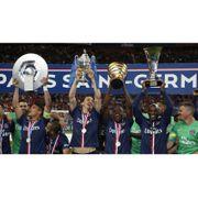 Maillot domicile PSG 2014/2015 T.Silva L1