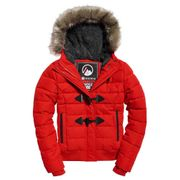 Superdry Microfibre Toggle Puffer
