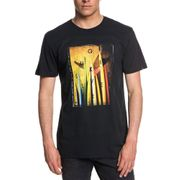 QUIKSILVER Quiv Central T-Shirt Mc Homme