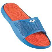 Claquettes Arena MARCO X GRIP BOX HOOK -  Solid Orange Turquoise