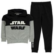 Survêtement Set Pantalon Imprimé Sweat à Capuche Star Wars