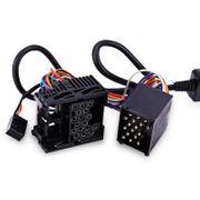 Chargeur allume cigare-  IP5 Adaptateur pour chargeur automobile 17 broches pour véhicule BMW Lecteur MP3 Boîte CD numérique