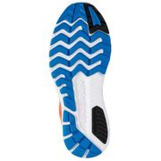 Chaussures Saucony Ride ISO orange bleu